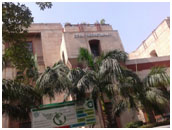 The CCBI Building, New Delhi