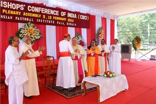 CCBI – The Conference of Catholic Bishops of India